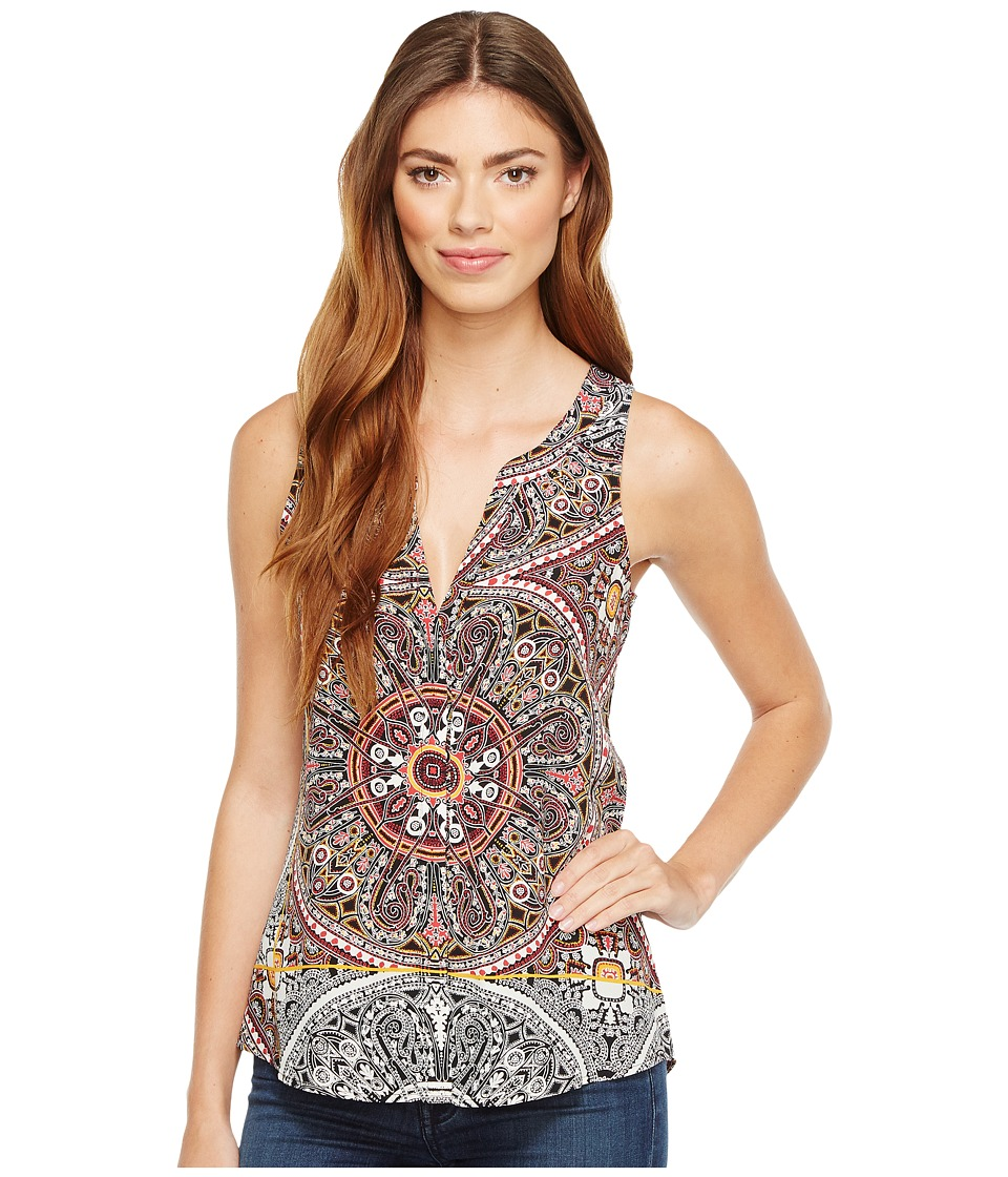 Sanctuary - Craft Shell Top (Dashiki) Women's Clothing
