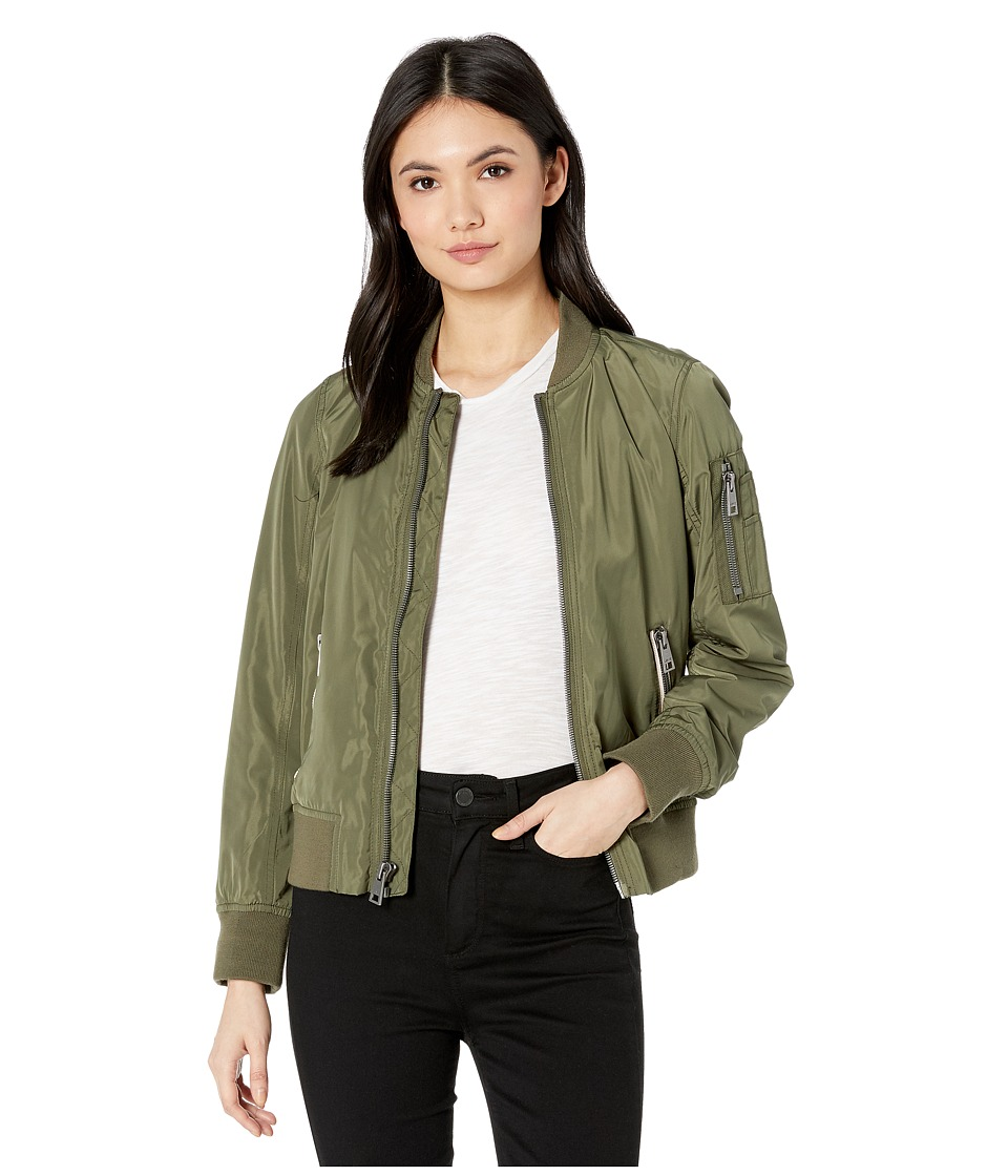 Levi's(r) - Flight Bomber Jacket (Army) Women's Coat