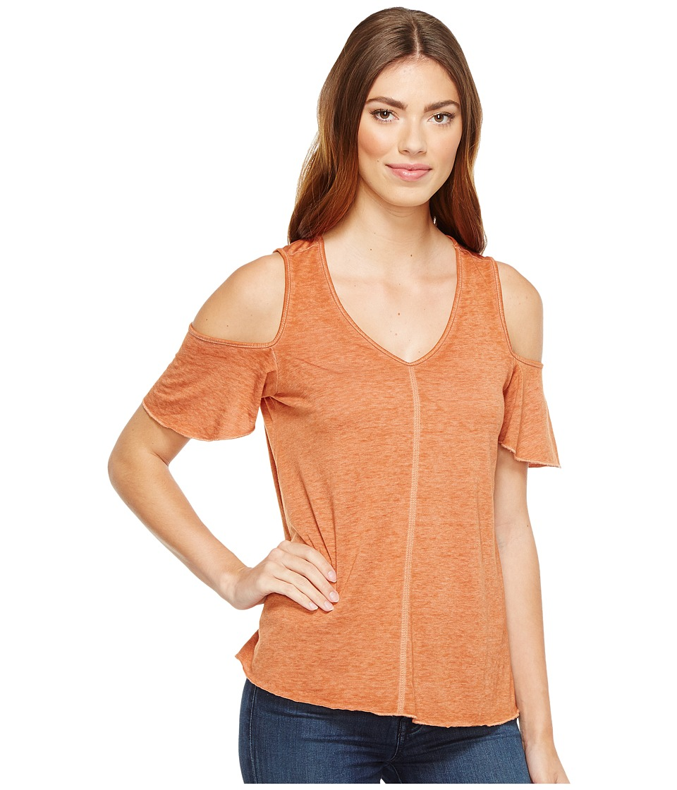 Sanctuary - Dahlia Top (Tigers Eye) Women's Clothing