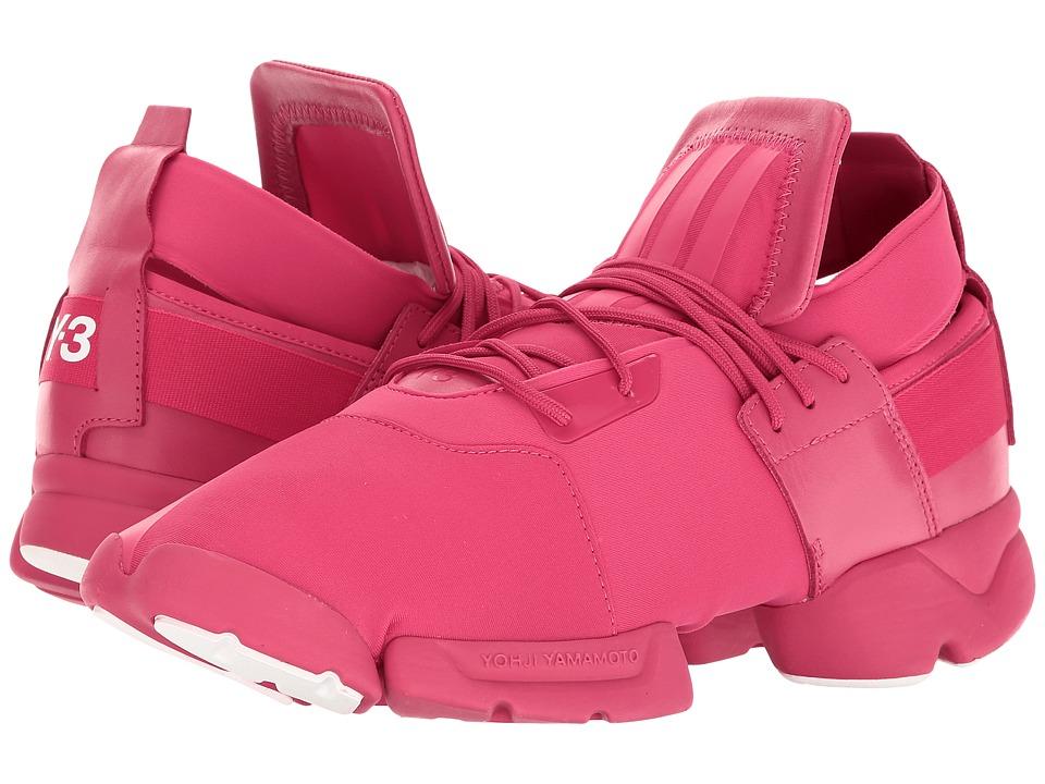 adidas Y-3 by Yohji Yamamoto - Y-3 Kydo (Blaze Pink/Blaze Pink/Blaze Pink) Shoes