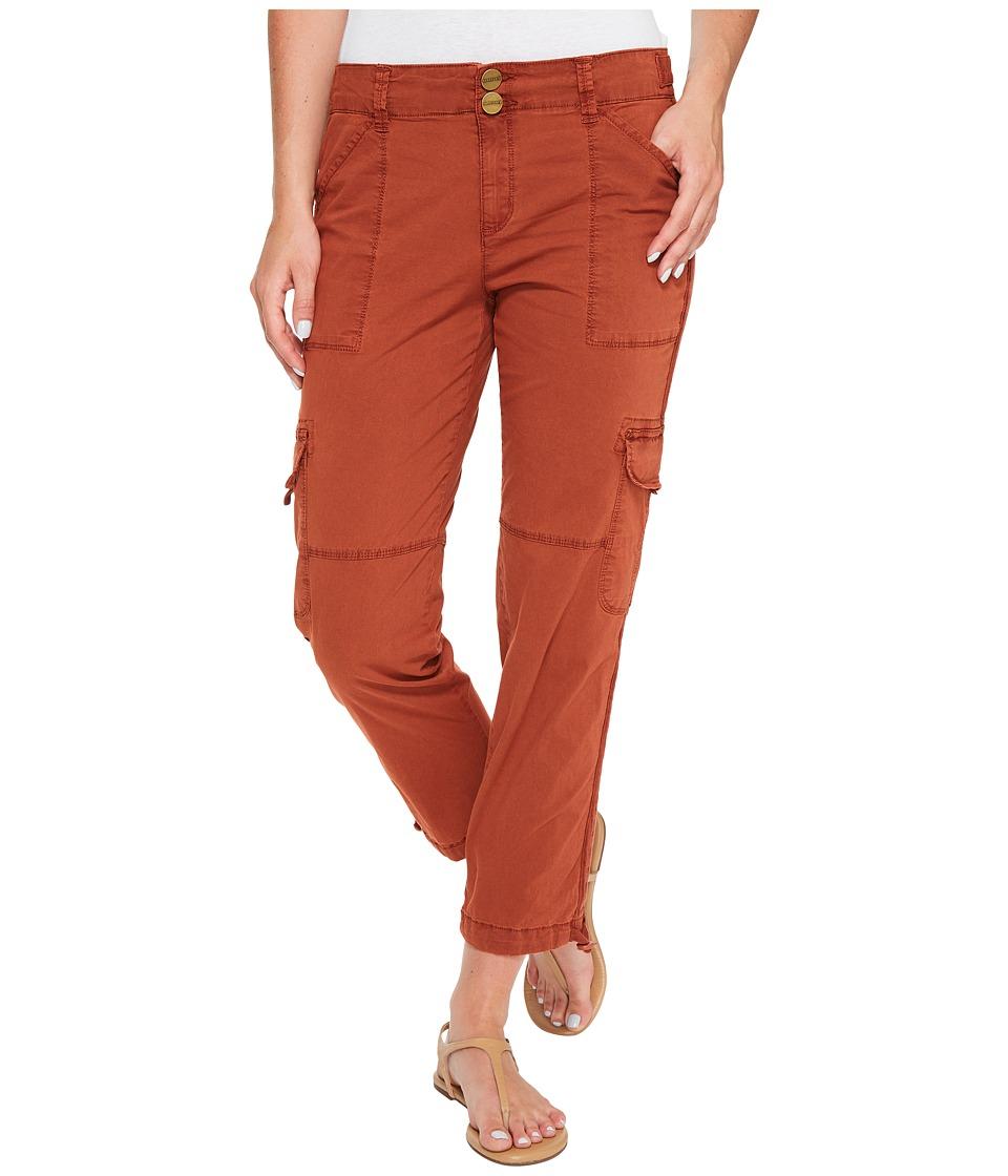 Sanctuary - Terrain Crop Pants (Tigers Eye) Women's Casual Pants