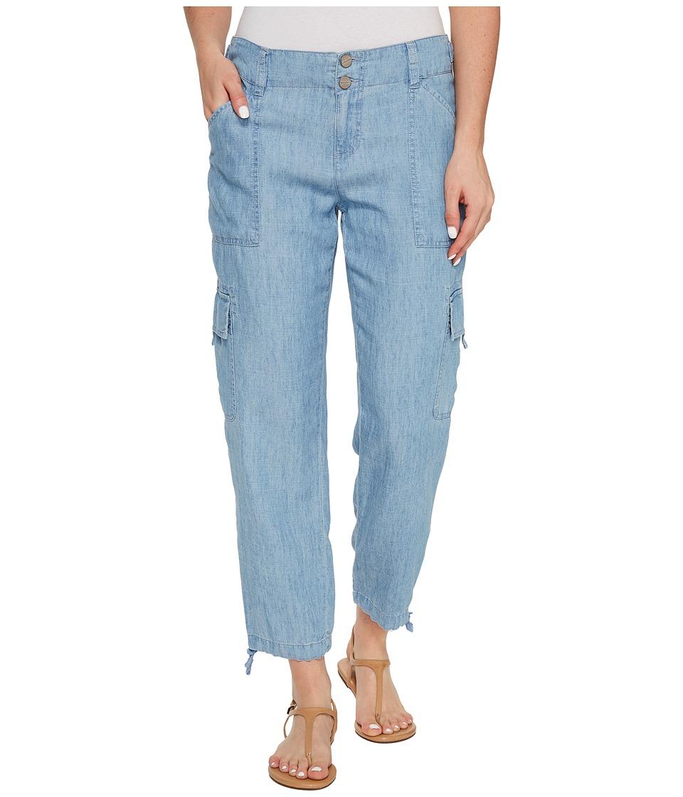 Sanctuary - Terrain Tencel Crop Pants (Sasha) Women's Casual Pants