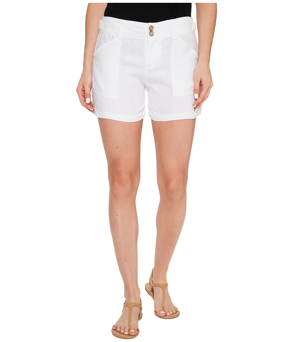 Sanctuary - The Weekender Shorts (White) Women's Shorts