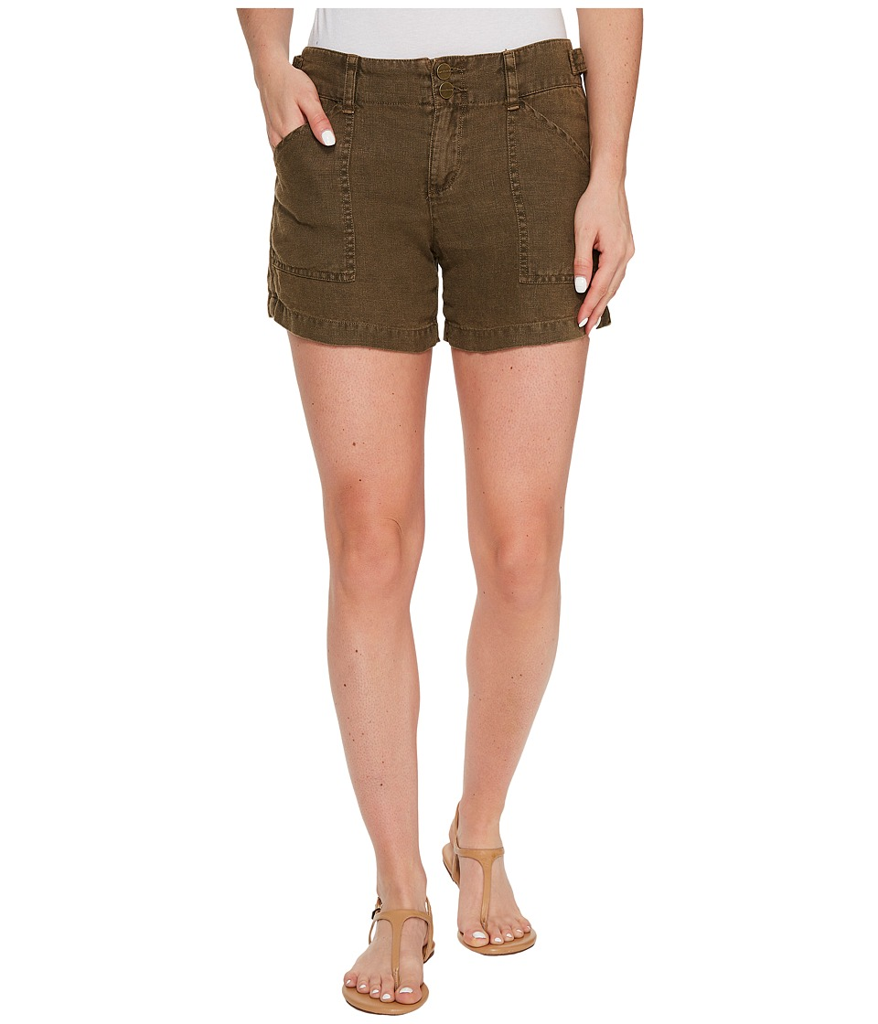 Sanctuary - The Weekender Shorts (New Brown Olive) Women's Shorts