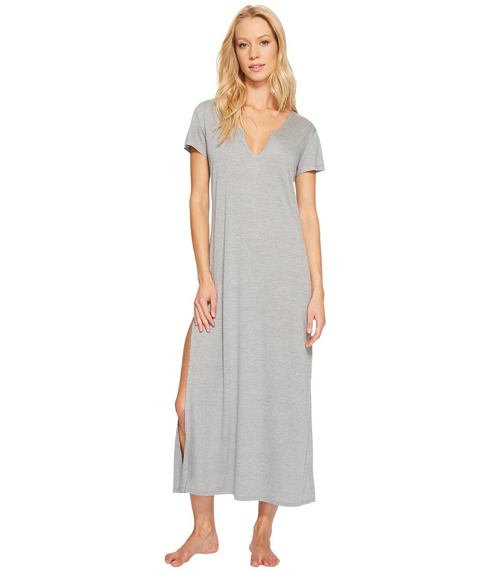 Josie - Heather Sleepshirt (Heather Grey) Women's Pajama
