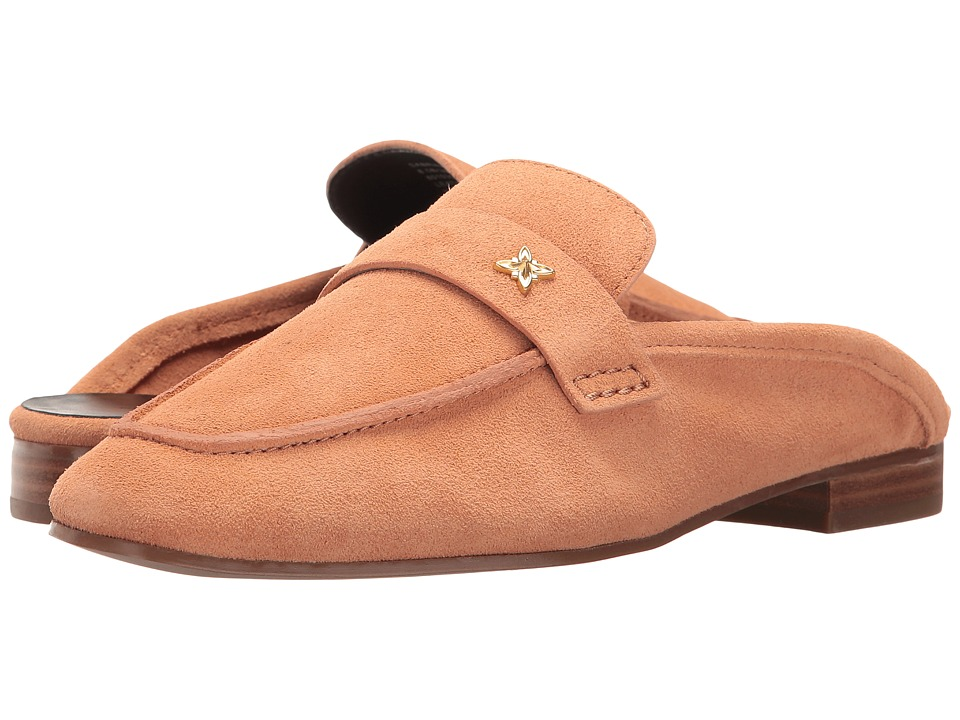 BCBGeneration - Sabrina (Peach Calf Suede) Women's Shoes