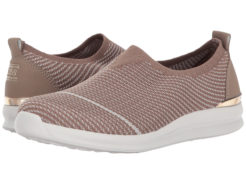 BOBS from SKECHERS Bobs Phresher Home Stretch (Taupe) Women