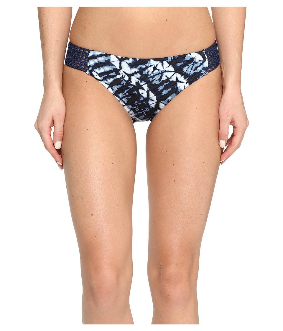Dolce Vita - High Tide Classic Bottoms w/ Macrame (Dusk) Women's Swimwear