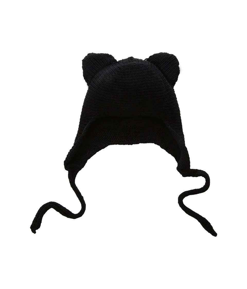 Nununu - Knitted Hat (Infant) (Black) Caps