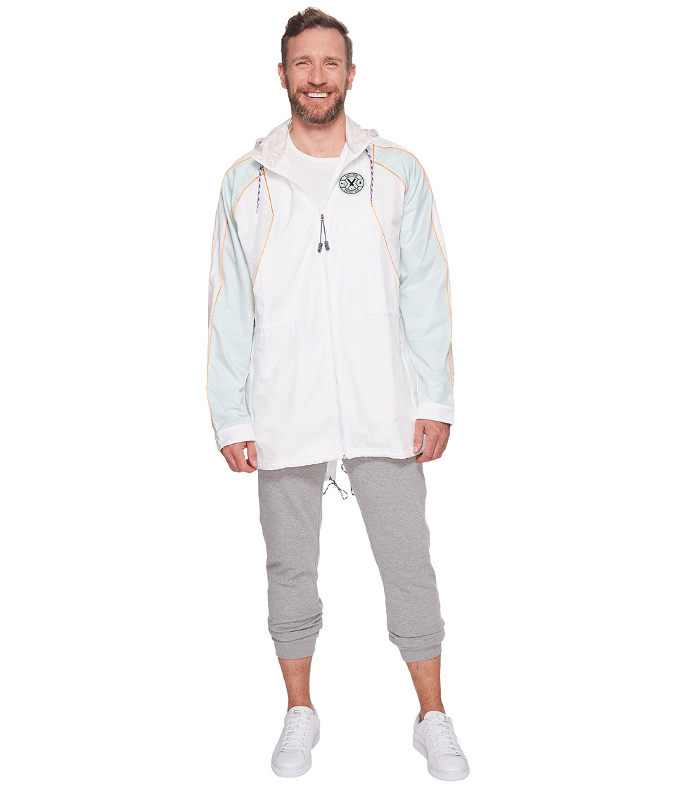 PUMA - PUMA X Daily Paper Parka (PUMA White) Men's Coat