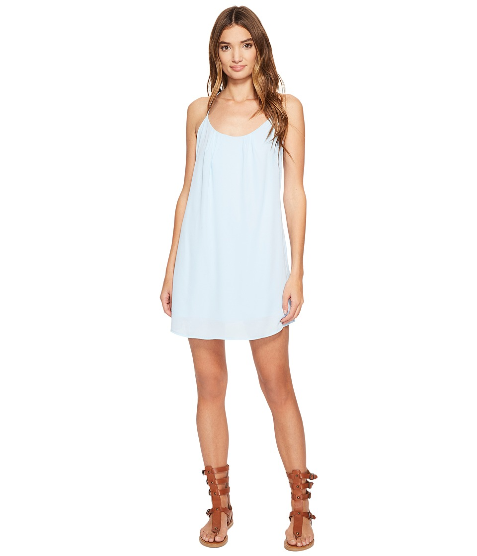 Lucy Love Take Me To Dinner Dress (Blue Cloud) Women's Dress