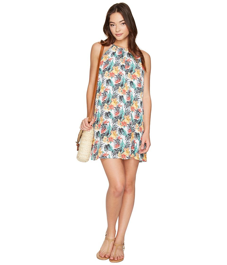 Lucy Love - Late Night Dinner Dress (Alohoa Gangster) Women's Dress