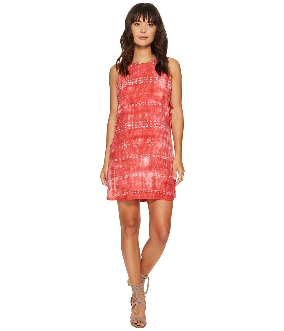 Lucy Love - Daquiri Dress (Pomegranate) Women's Dress