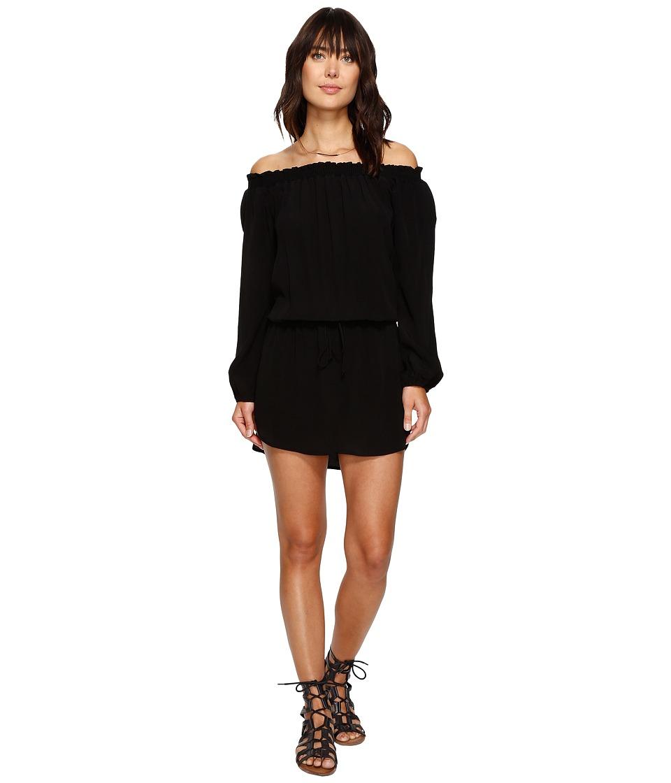 Lucy Love - West Indies Dress (Black) Women's Dress