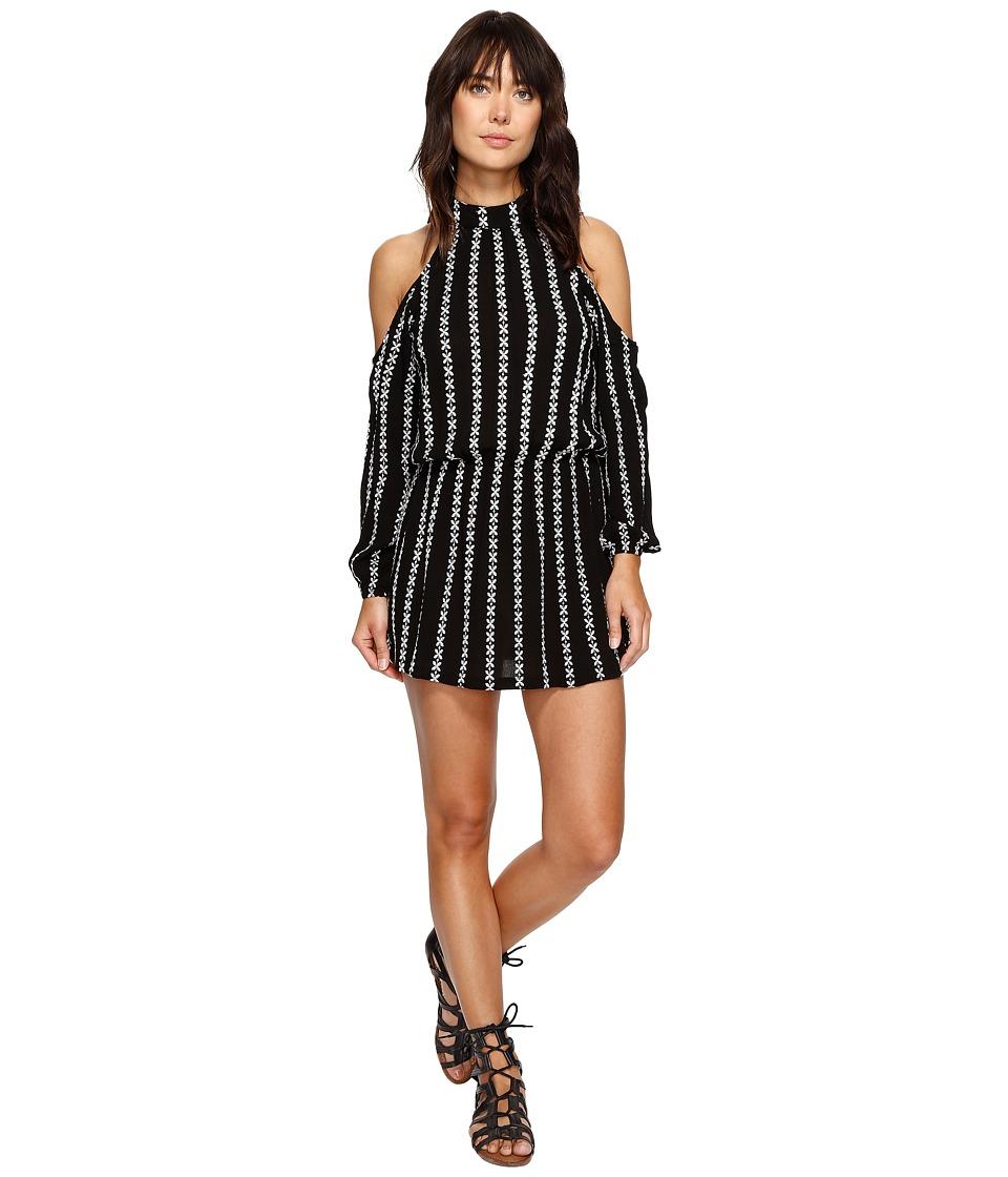 Lucy Love - Genna Dress (Black) Women's Dress