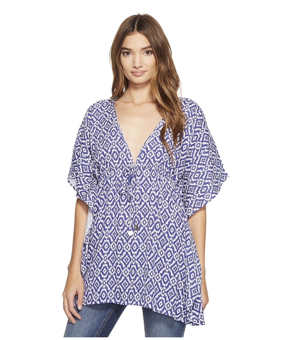 Lucy Love - Beautiful Times Tunic (Beautiful Times) Women's Blouse