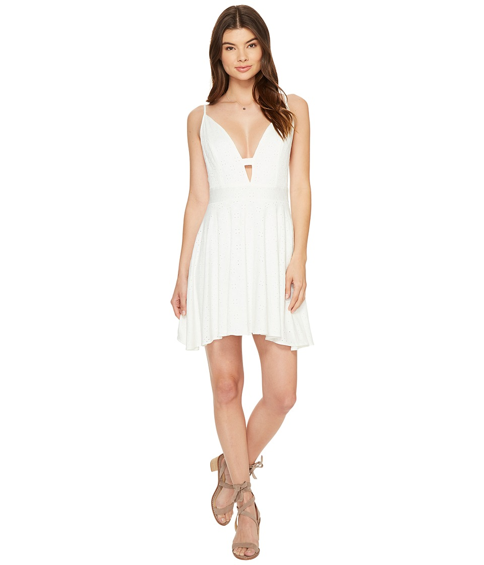 Lucy Love - Slay Dress (White) Women's Dress