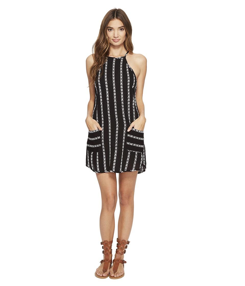 Lucy Love - Mulholland Drive Dress (Black) Women's Dress