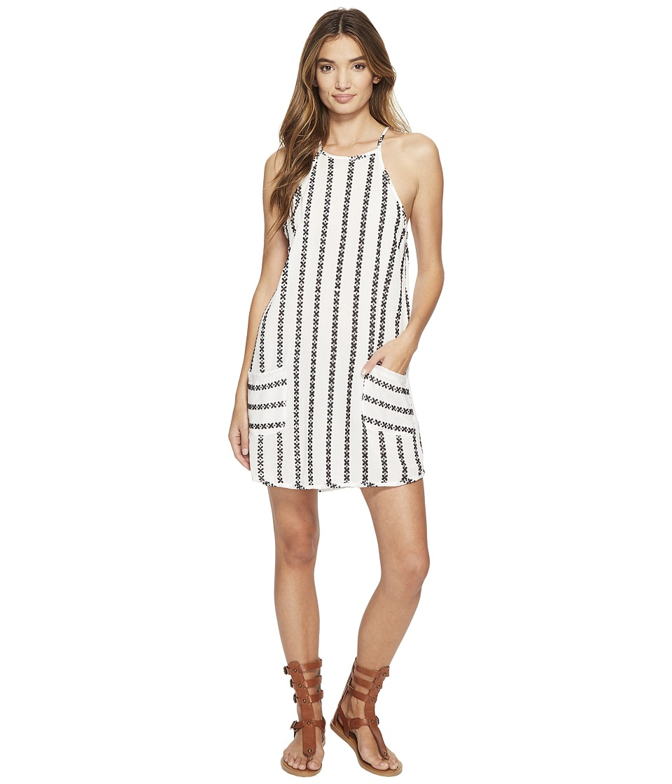 Lucy Love - Mulholland Drive Dress (White) Women's Dress