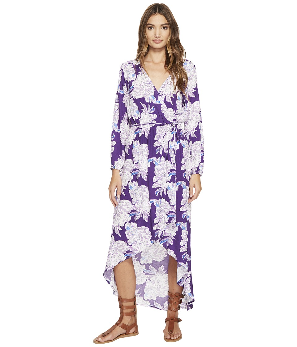 Lucy Love - Raw Beauty Dress (Peony Print) Women's Dress