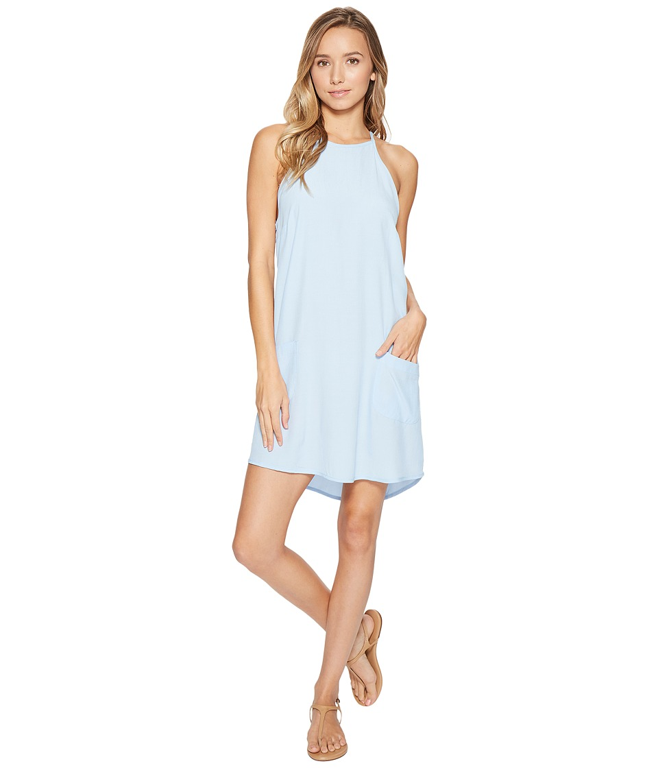 Lucy Love - Mullholland Dress (Blue Cloud) Women's Dress
