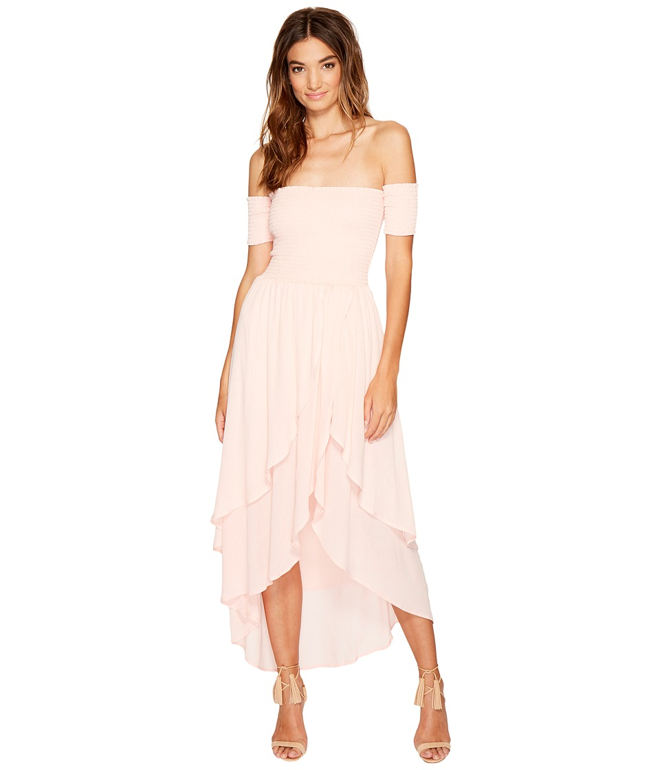 Lucy Love - Barefoot Dress (Blush) Women's Dress
