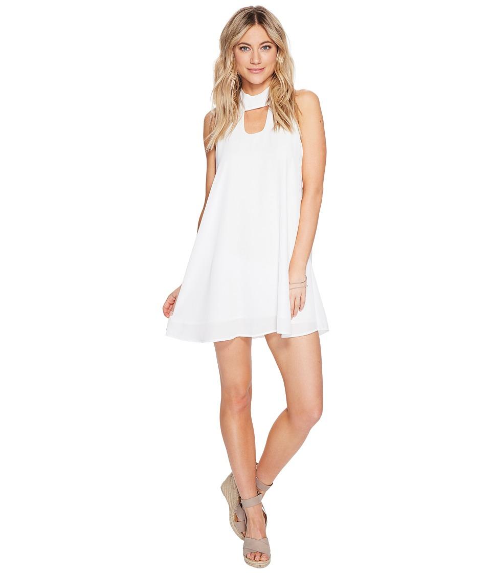 Lucy Love - West End Dress (White) Women's Dress