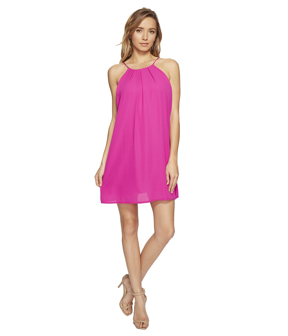 Lucy Love - Late Night Dinner Dress (Poisen Berry) Women's Dress