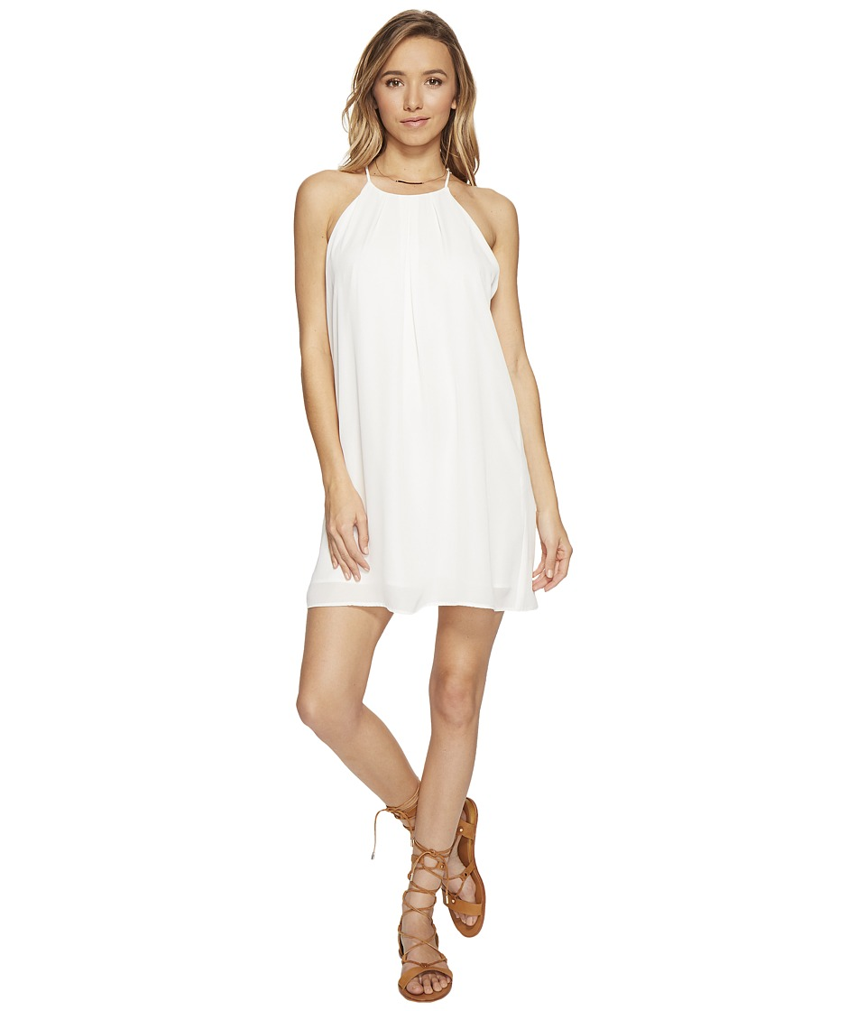 Lucy Love - Late Night Dinner Dress (Ivory) Women's Dress