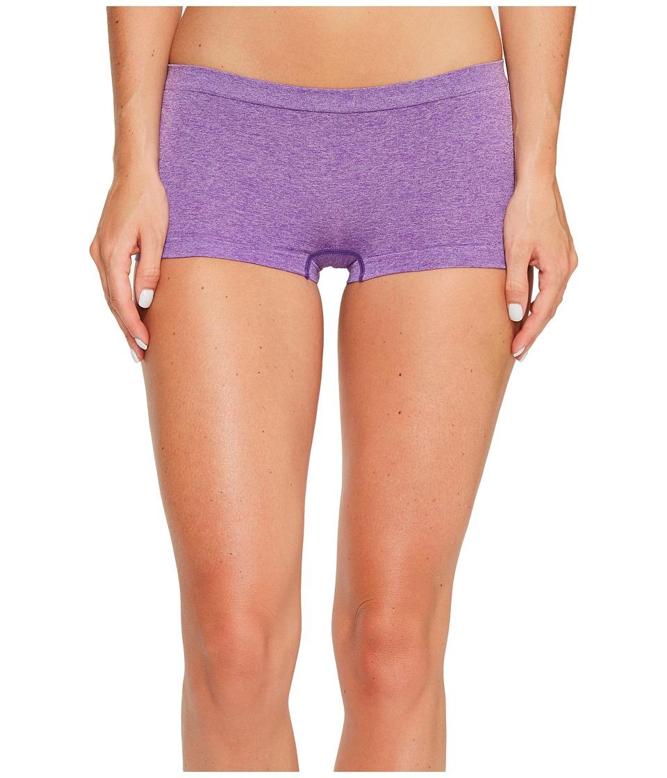 b.tempt'd - b.spendid Boyshorts (Pansy Heather) Women's Underwear