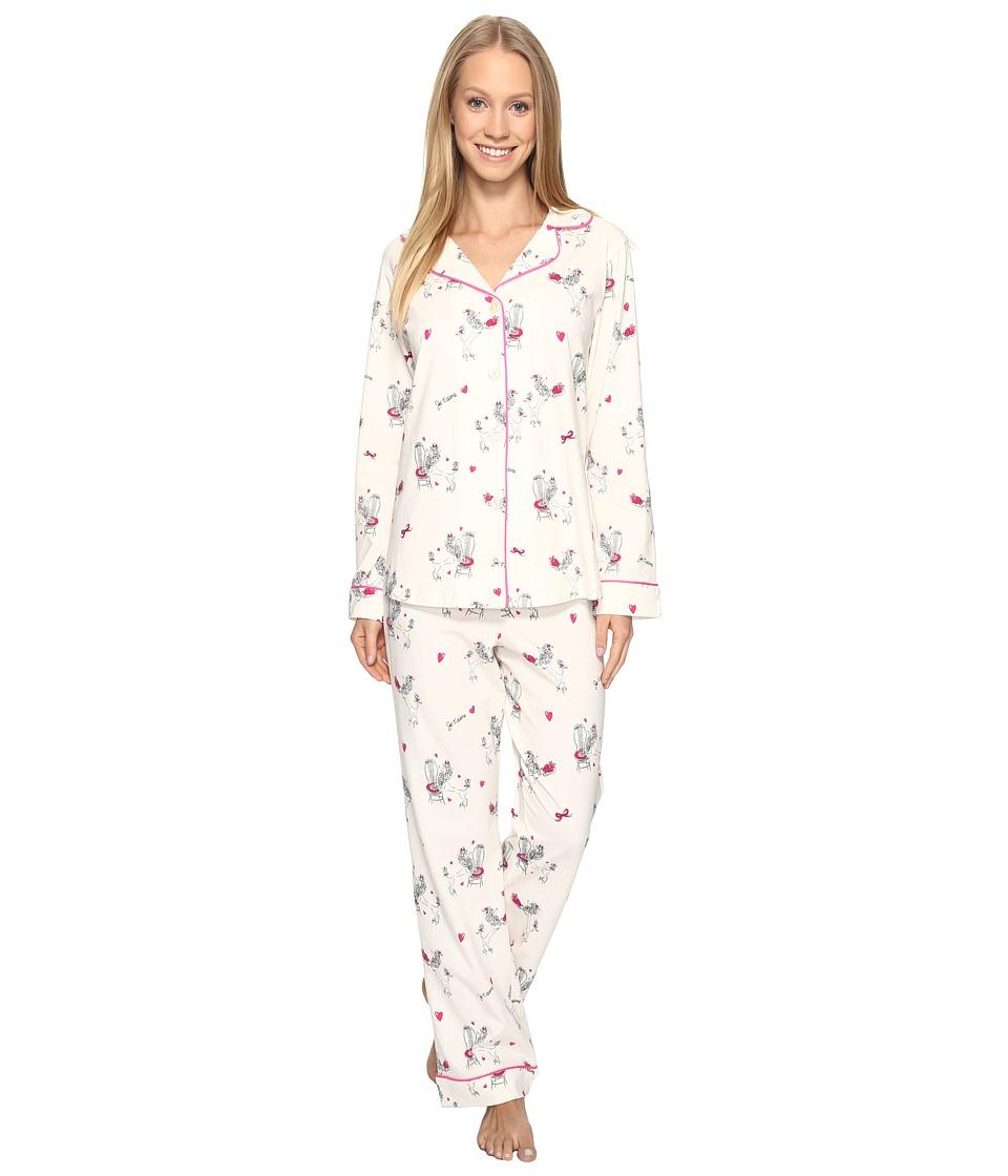 BedHead - Long Sleeve Classic Pajama Set (Fifi) Women's Pajama Sets