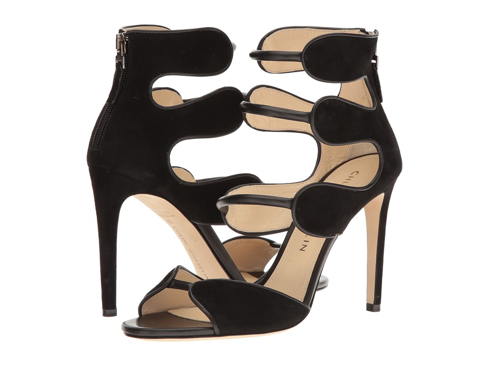CHLOE GOSSELIN - Larkspur (Black) High Heels