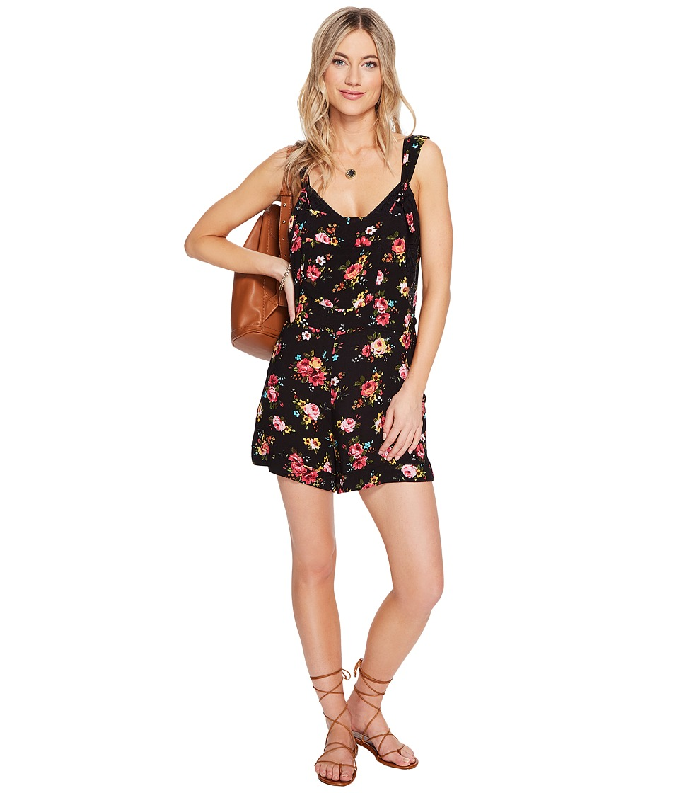 Lucy Love - Easy Livin Overall (Heirloom Rose) Women's Overalls One Piece
