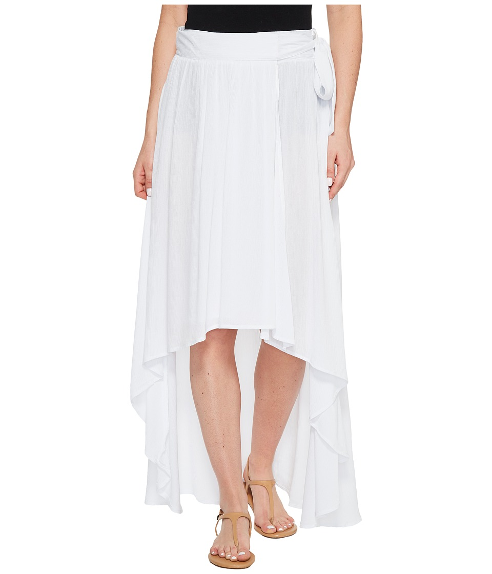 Lucy Love - Caravan Skirt (White) Women's Skirt