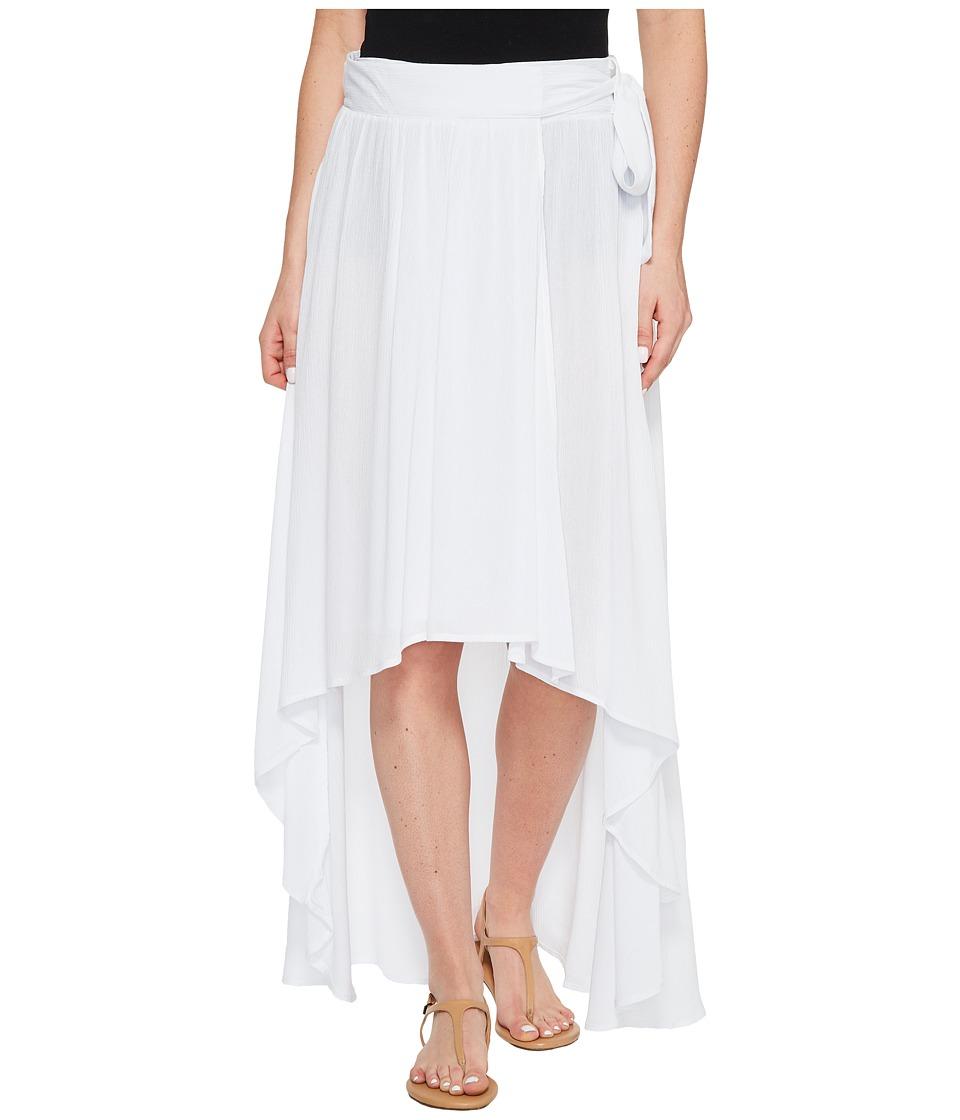 Lucy Love Caravan Skirt (White) Women