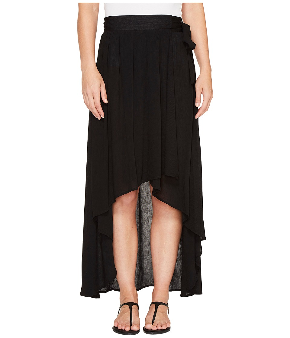 Lucy Love Caravan Skirt (Black) Women