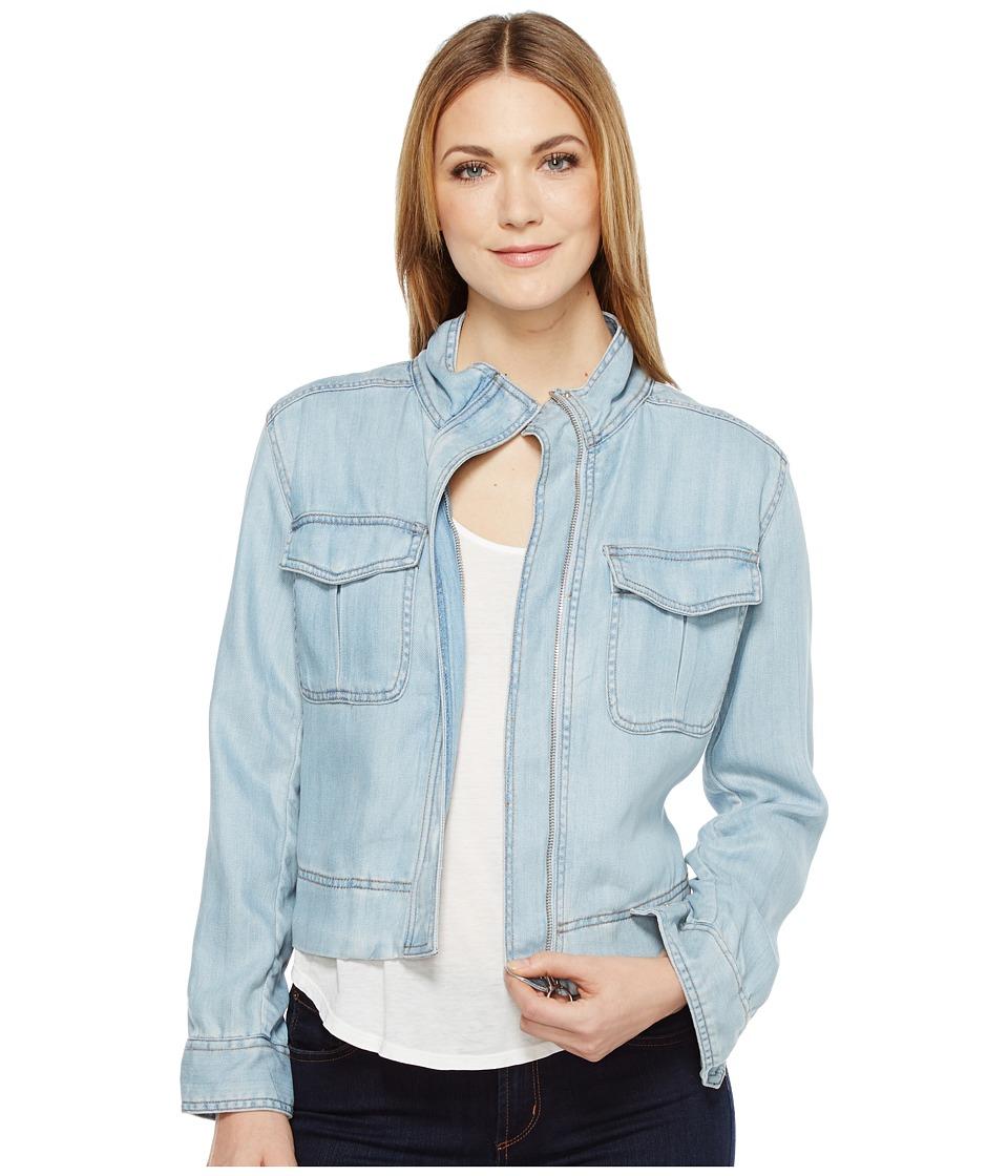 Calvin Klein Jeans - Utility Jacket (Worn Light) Women's Coat
