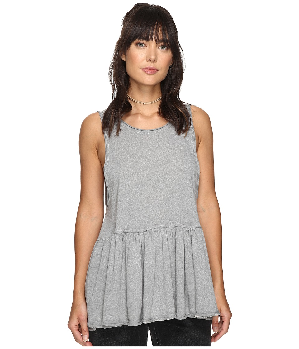 Free People - Cantina Tank Top (Grey) Women's Sleeveless