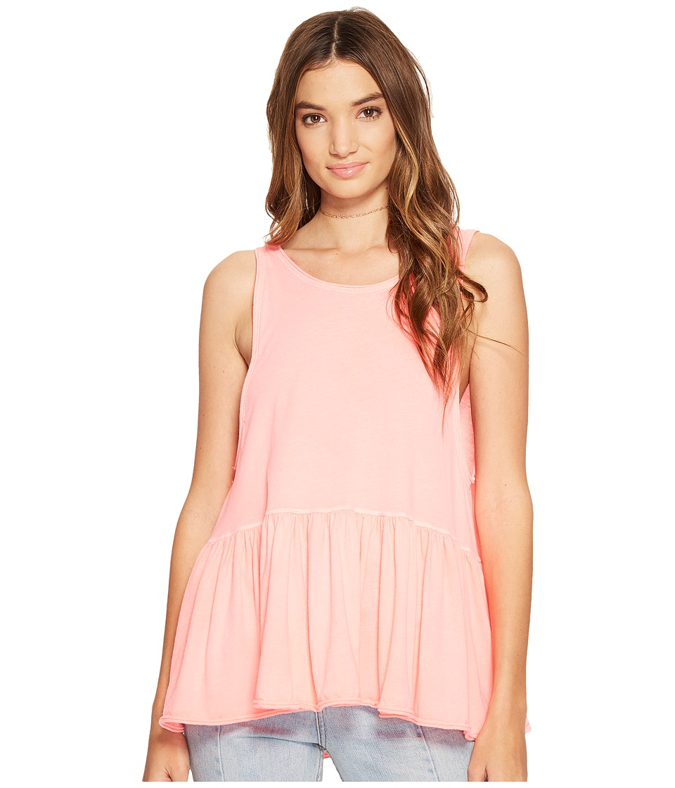 Free People - Cantina Tank Top (Pink) Women's Sleeveless