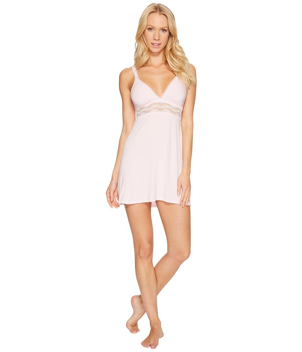 Image of b.tempt'd - b.adorable Chemise (Parfait Pink) Women's Underwear