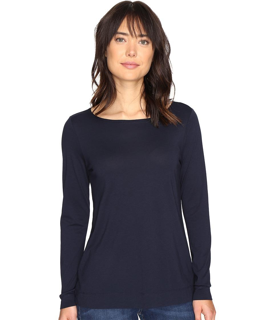 Pendleton - Easy Tee (Midnight Navy) Women's T Shirt