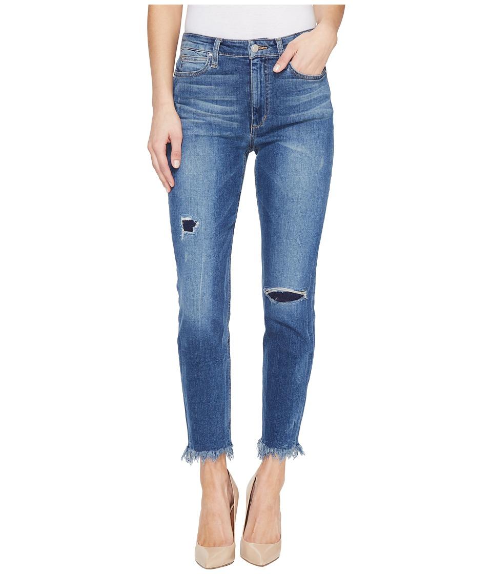 Joe's Jeans - Charlie High-Rise Crop in Neelam (Neelam) Women's Jeans