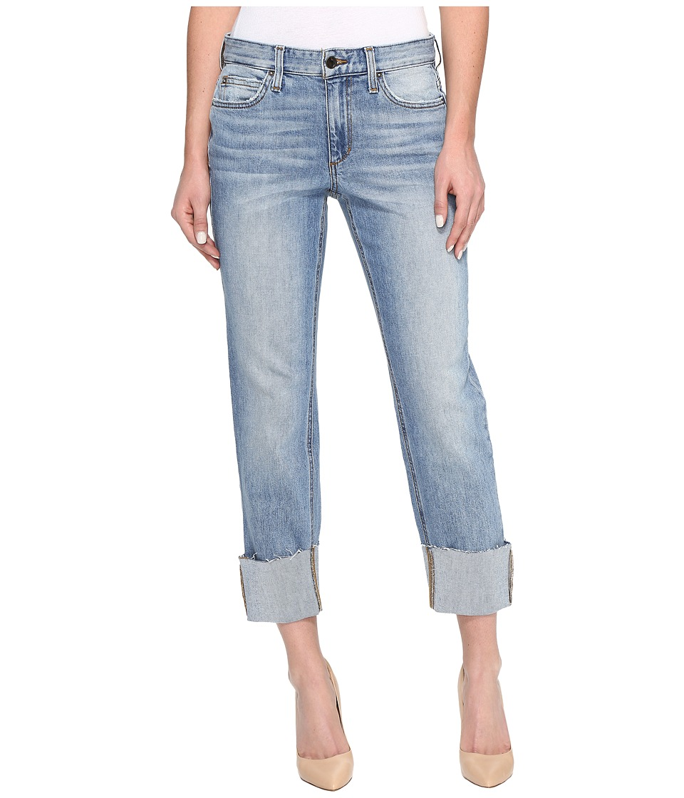 Joe's Jeans - Smith Mid-Rise Straight Crop in Perez (Perez) Women's Jeans
