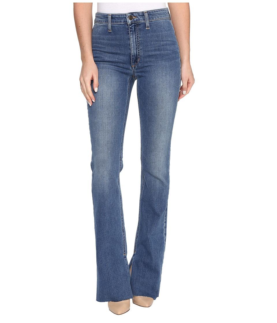 Joe's Jeans - Microflare High-Rise Skinny Flare in Erikka (Erikka) Women's Jeans