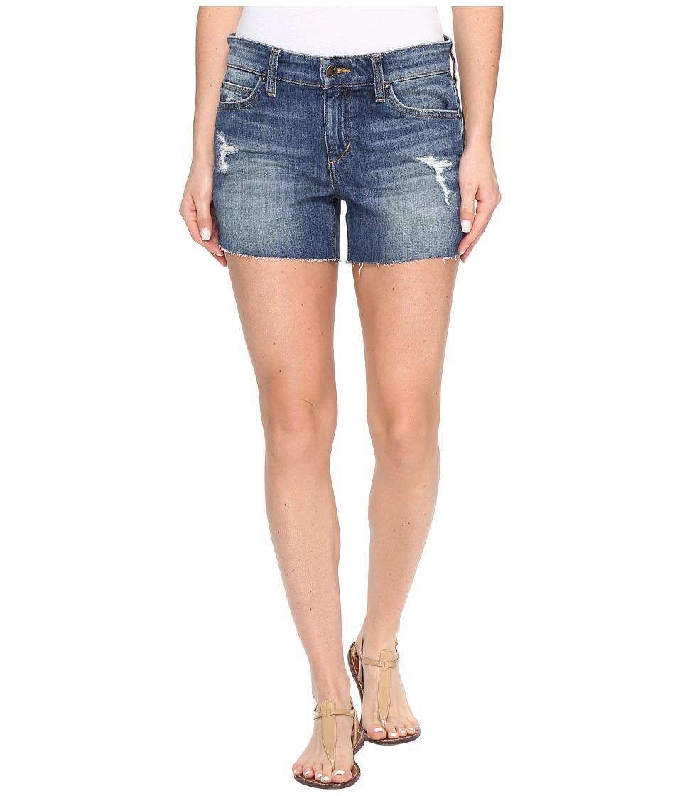 Joe's Jeans - Ozzie 4 Cut Off Shorts in Rami (Rami) Women's Shorts