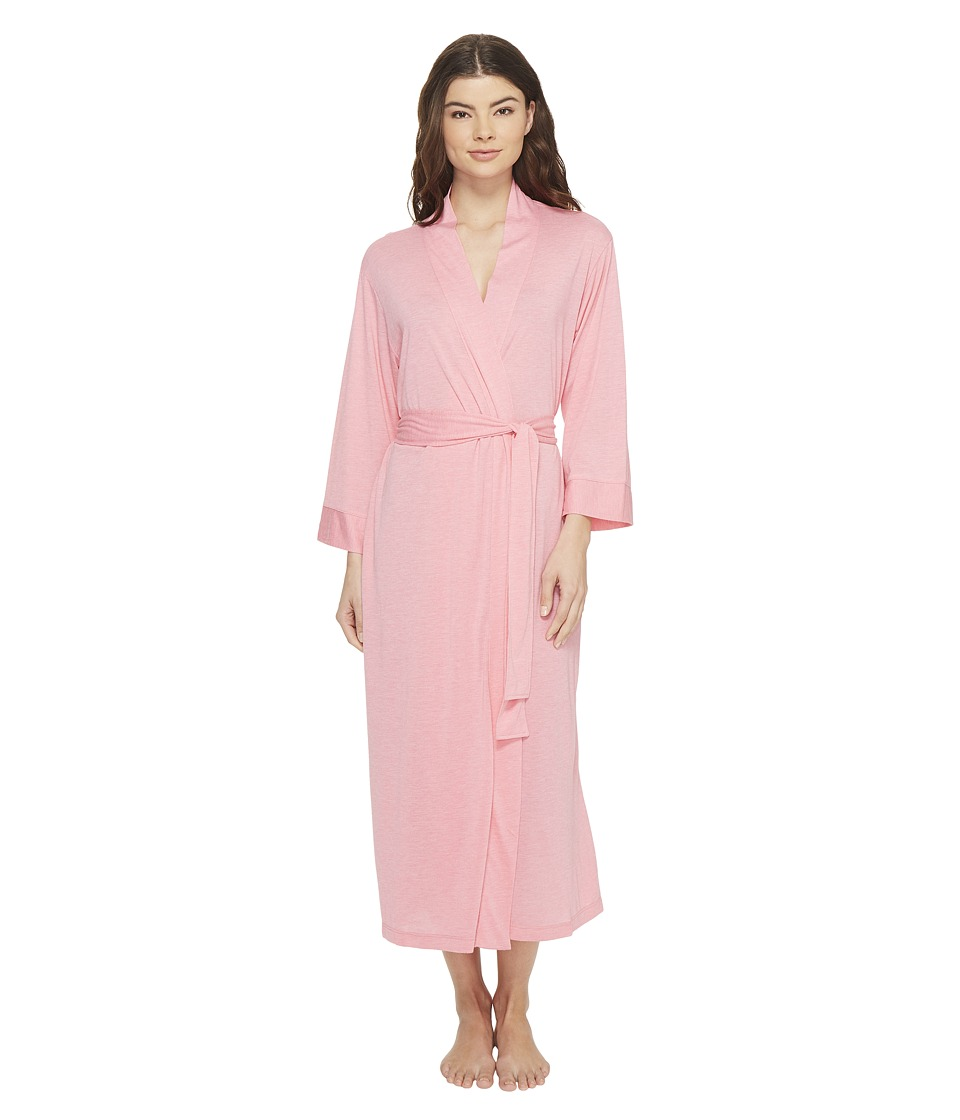 N by Natori - Congo Robe (Heather Pink Orchid) Women's Robe
