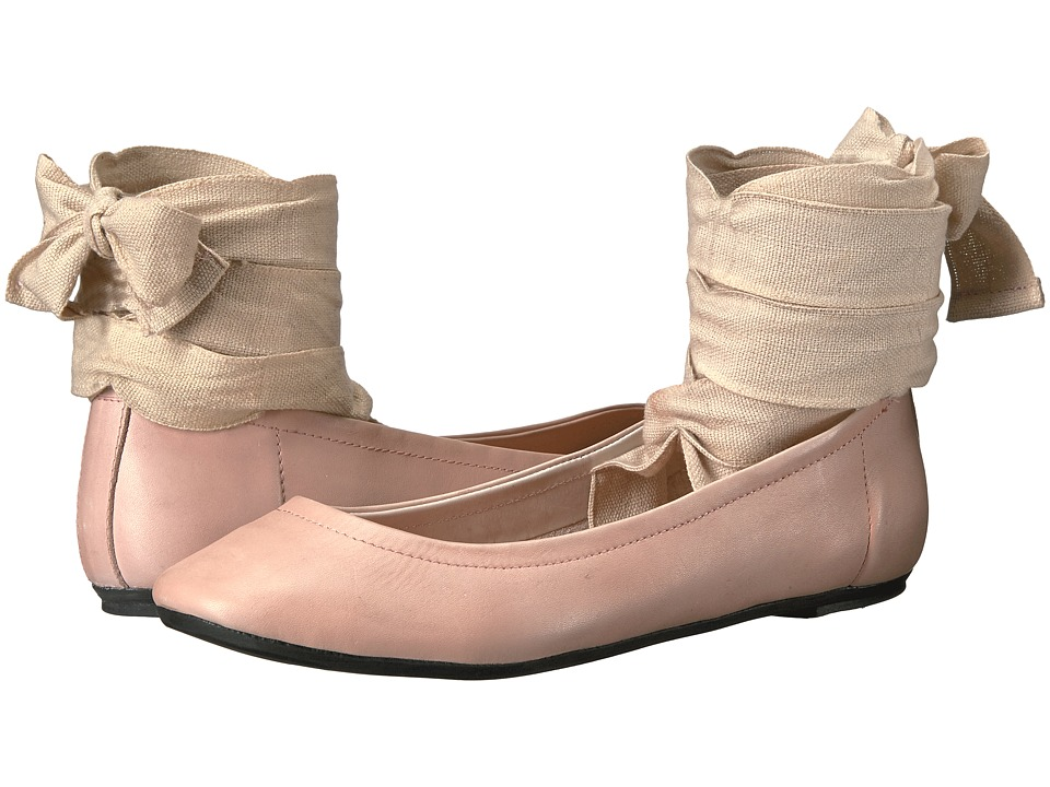 Free People - Degas Ballet Flat (Light Pink) Women's Flat Shoes