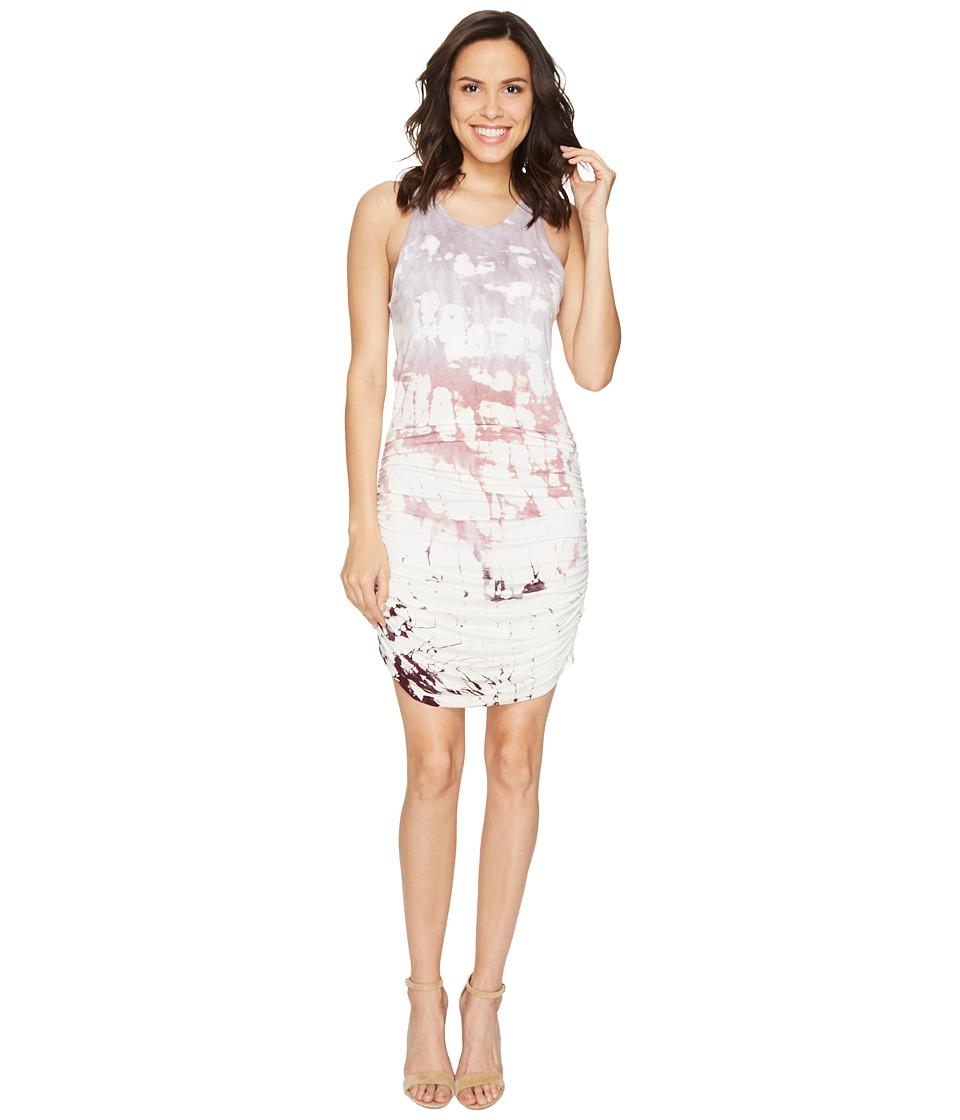Young Fabulous & Broke Becky Dress (Blush Earthquake) Women