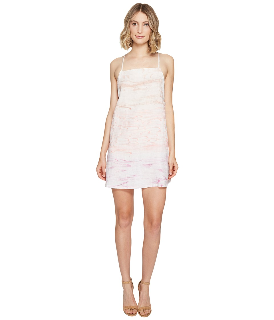 Young Fabulous & Broke - Veletta Dress (Mulberry Marble) Women's Dress
