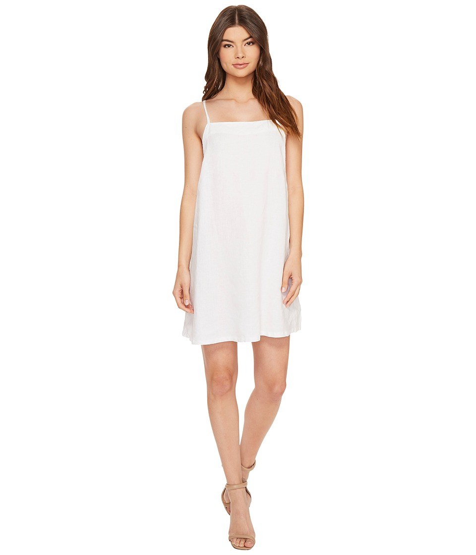Young Fabulous & Broke - Veletta Dress (White) Women's Dress